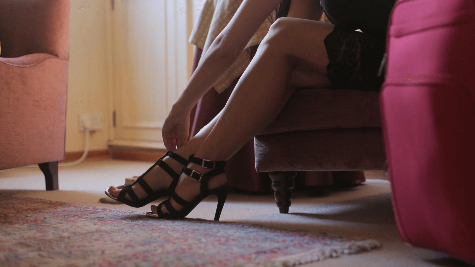 cuidar de tus sandalias